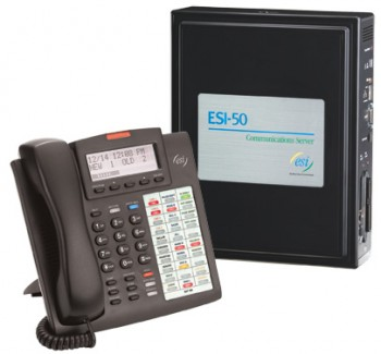 ESI-50 digital business phone system