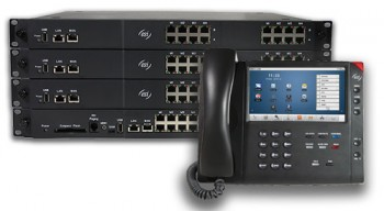 IP Server 900 with ESI 250 Smartphone for the Desktop™
